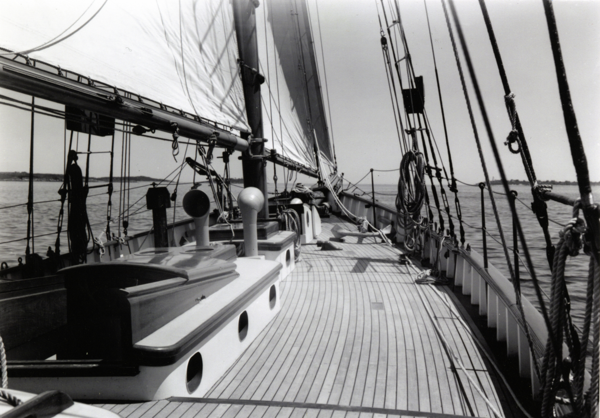 Schooner When And If 1939